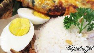 Tavern Kitchen & Bar - Lobster Nasi Lemak