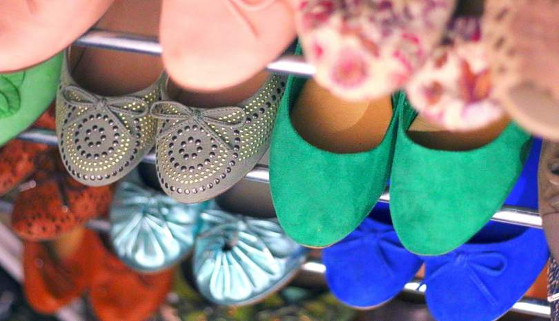 The Jesselton Girl Style: The Flats That Look Better Than Heels