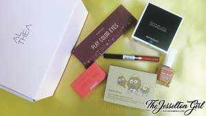 Althea's Dusty Rose Box
