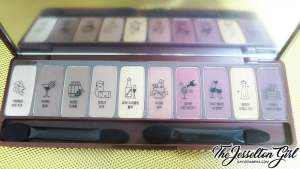 Etude House Play Color Eyes in Wine Party