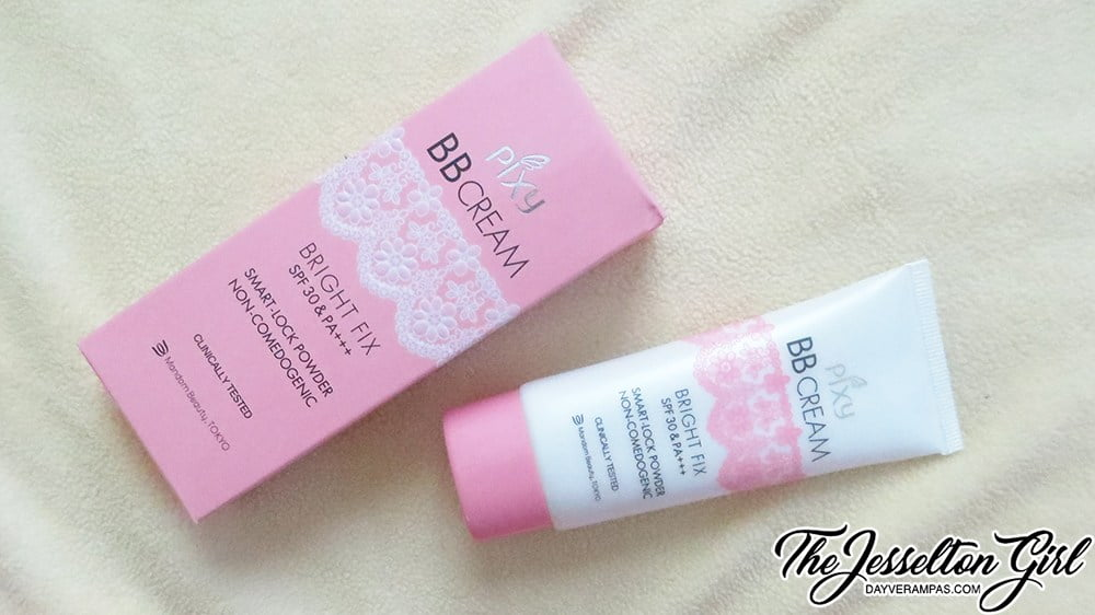 Beauty On Budget: PIXY BB Cream Bright Fix SPF30 PA+++