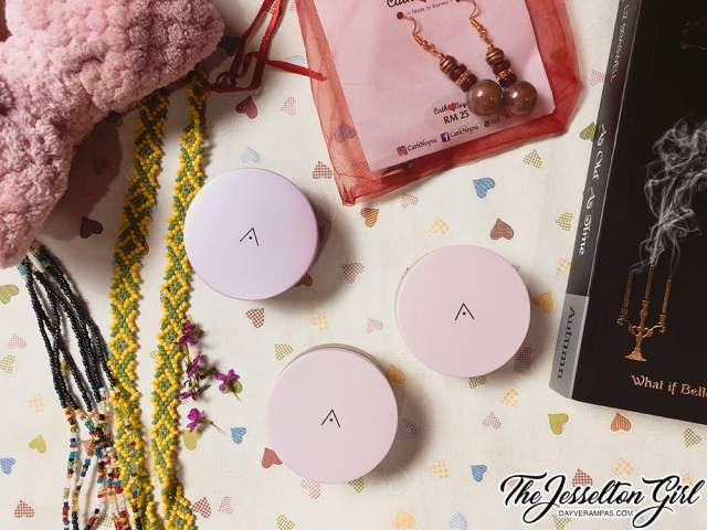 Beauty: Most Affordable Setting Powder from Korea – Althea's Petal Velvet Powder (New Addition), The Jesselton Girl