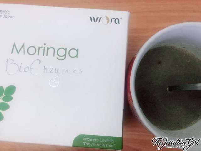 Iviora Moringa Bioenzymes