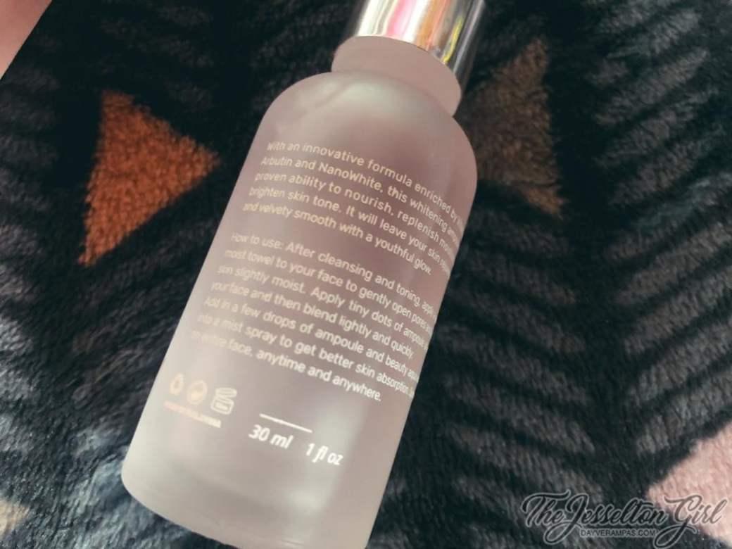 Chriszen 4 in 1 Power Skin Drink Whitening Ampoule