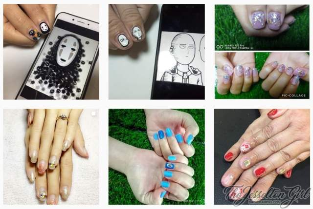 Local: 8 Kota Kinabalu Best Nail Salons To Suit Every Girl, The Jesselton Girl