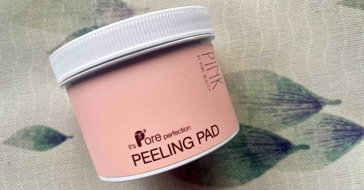 PINK By Pure Beauty It's Pore Perfection Peeling Pad