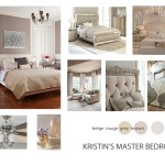 Romantic Chic Living Room Mood Board