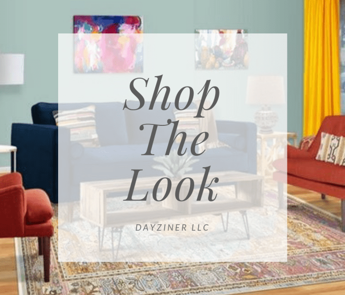 Shop The Look: Fall Into Fall Decor