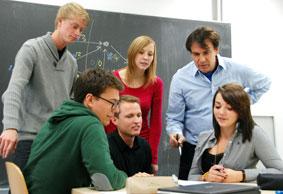 Немецкая система образования требует от студентов высокого уровеня самостоятельности.