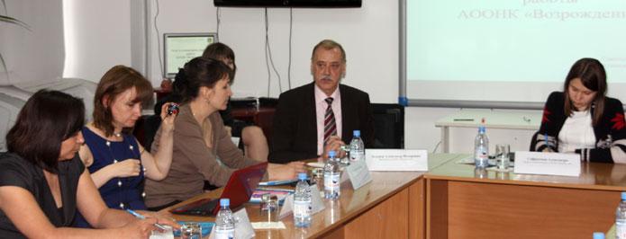В Немецком доме обсудили перспективы языковых проектов Ассоциации немцев Казахстана.