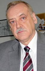 Александр Дедерер, председатель Ассоциации общественных объединений немцев Казахстана «Возрождение».