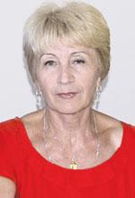 Лилия Гончарук, председатель Восточно-Казахстанского областного общества немцев «Возрождение».
