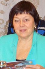 Вера Рон, председатель Жезказганского городского общества немцев «Возрождение».