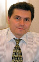 Председатель Совета Украинского культурного центра «ВАТРА» Тарас Чернега