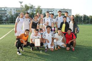 «В Актобе футбол больше чем спорт»