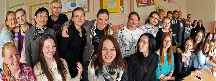 Немецкое отделение школы №68 (Алматы)