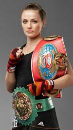 Инна Менцер – спортсменка из Казахстана