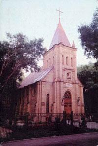 Евангелическо-Лютеранская церковь в Узбекистане