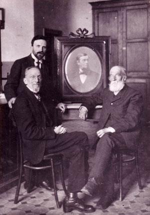 Четыре директора школы