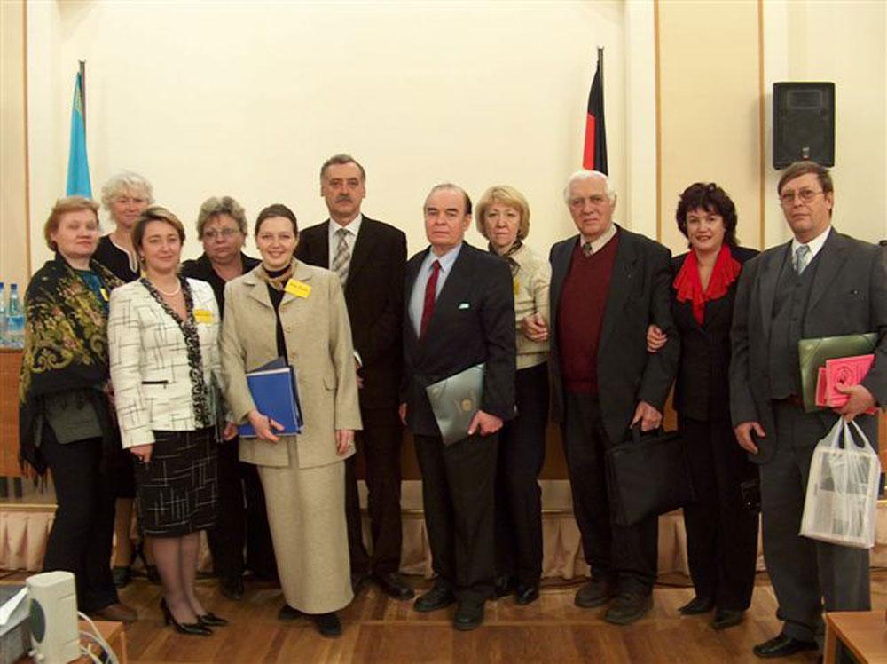 Конгресс немцев Казахстана