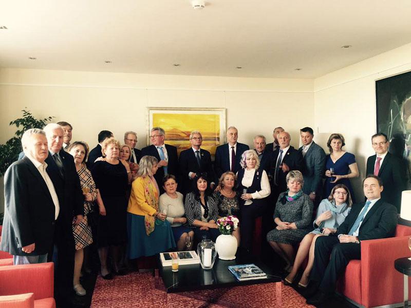 Вопросы реализации Программы поддержки немецкого этноса в Казахстане обсудили в г.Астане.