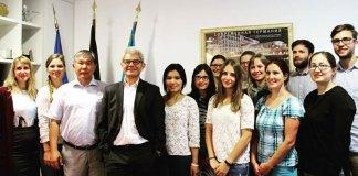 Фото: Посольство Германии в Астане