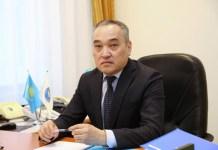 Дархан Мынбай, Заместитель Председателя Ассамблеи народа Казахстана – заведующий Секретариатом АНК Администрации Президента РК