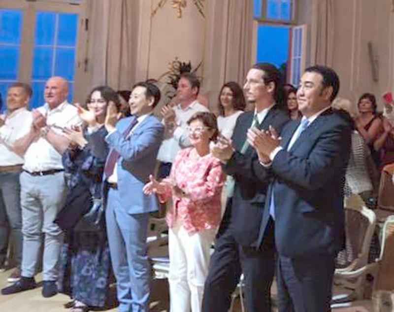 III форум почётных консулов Республики Казахстан в немецкоязычных странах