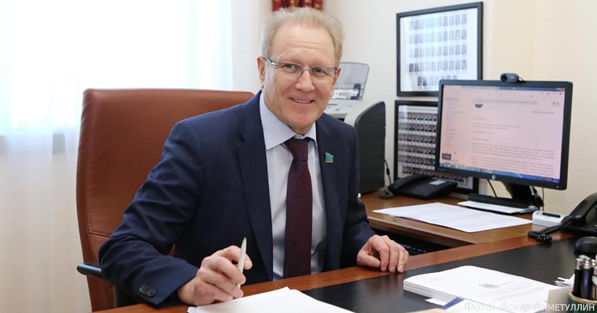 Альберт Павлович Рау