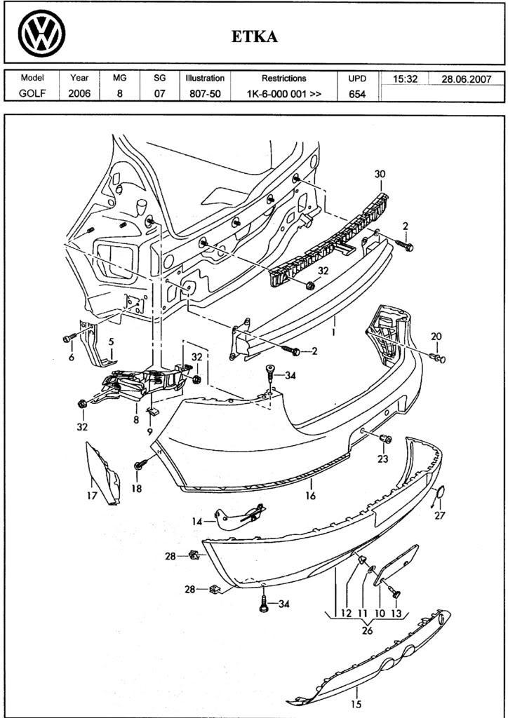 Vw Golf Mk5 Tow Bar Wiring Diagram The Best Wiring Diagram