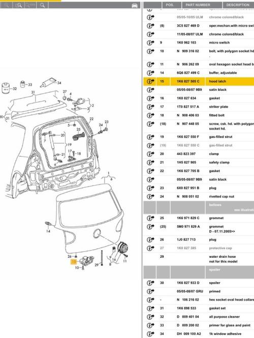 small resolution of not sure on your problem but hope this helps for part number