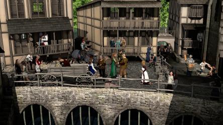 Medieval Fantasy Village vs Medieval Docks Daz 3D Forums