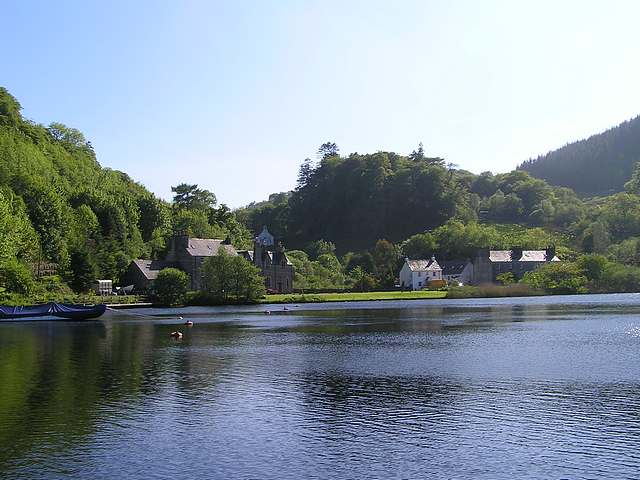 Crinan Canal near Bellanoch
