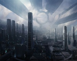 """""""The Citadel"""" from Mass Effect 3"""