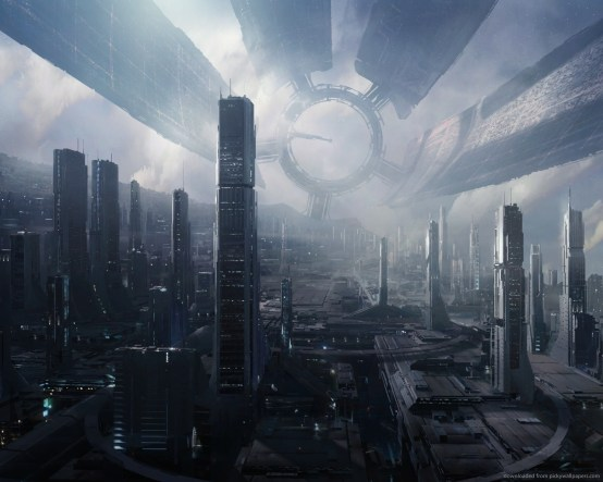 """The Citadel"" from Mass Effect 3"