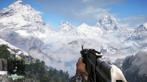 Just one of the gorgeous vistas of Far Cry 4