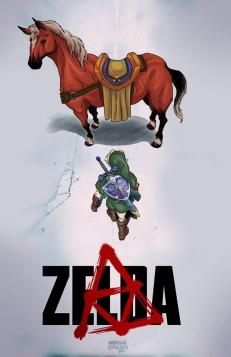 """Zelda X Akira"". Well I'd watch it"