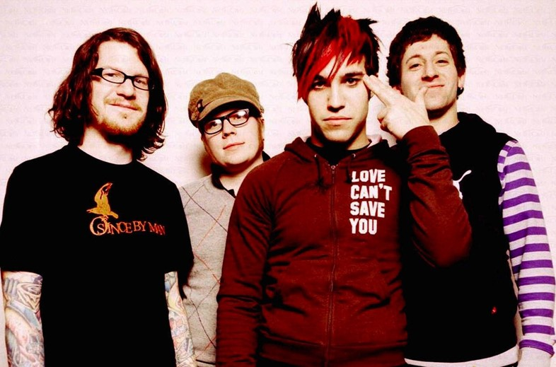 Fall Out Boy Mania Wallpaper How Fall Out Boy Turned Emo On Its Heavy Fringed Head Dazed
