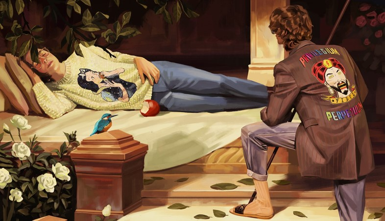 Image result for gucci ss18 ad campaign