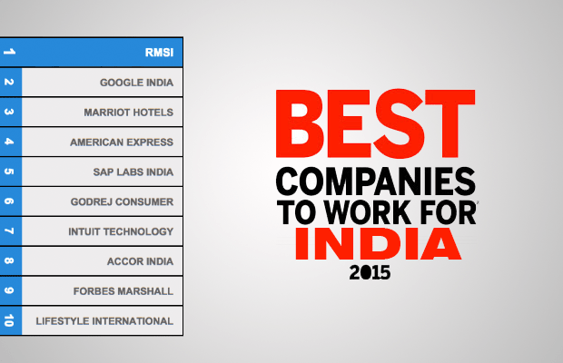 News 4 Ur Use: Best workplaces in India for 2015