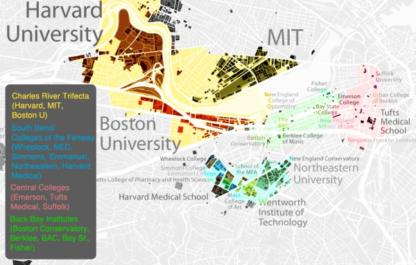 Boston vs New York Colleges amp Universities state cons