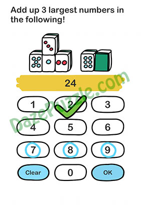 Brain Out No 70 : brain, Brain, Level, (Updated), Largest, Numbers, Following, Answer, Puzzle