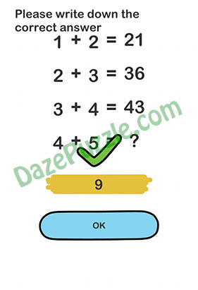 Brain Out No 43 : brain, Brain, Level, (Updated), Please, Write, Correct, Answer, Puzzle