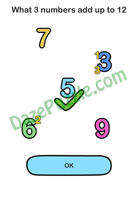 Brain Out Level 3 : brain, level, Brain, Level, (Updated), Numbers, Answer, Puzzle