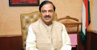 Union Minister of State Tourism - Dr. Mahesh Sharma