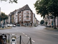 Kreuzungssituation Erkrather Straße 4