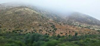 Border South to La Paz