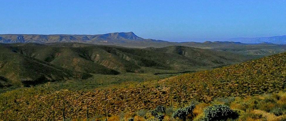 Border to La Paz #7