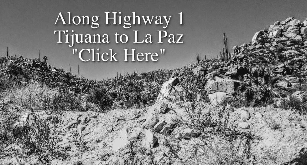 Tijuana to La Paz