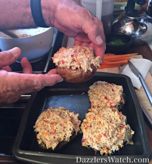 11 DW Crab Cakes Uncooked